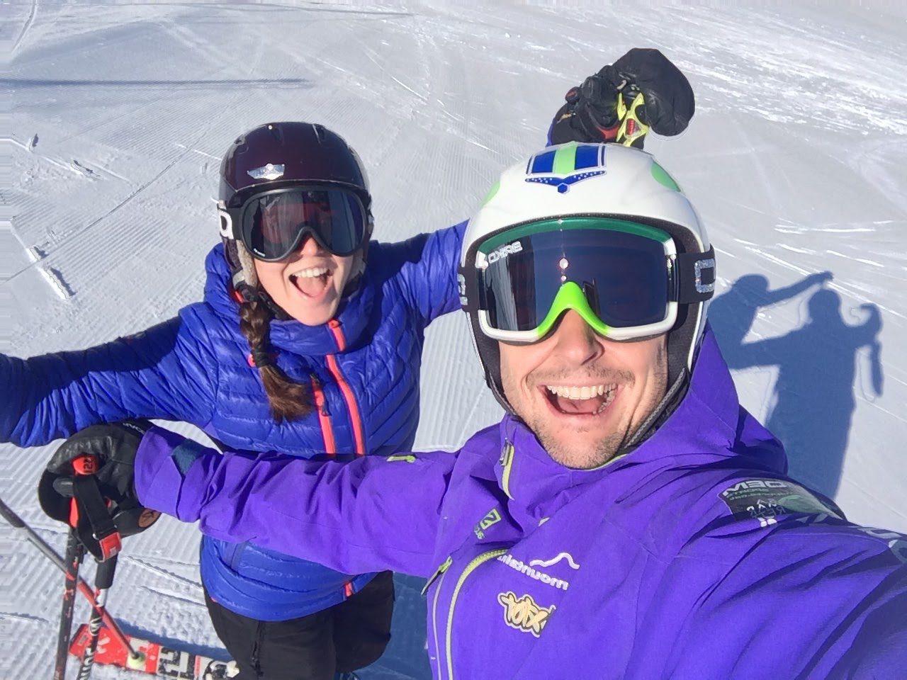 Primer día de esquí Bemountain